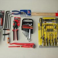 Pojemniki na narzędzia. Robimy porzadek w warsztacie.